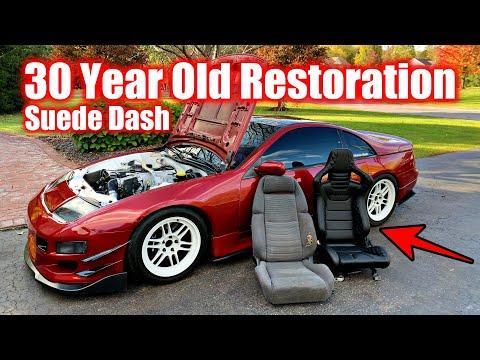30 Year Old Interior Restoration | SEMA Prep Part 1