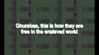 Ghurabaa - غرباء