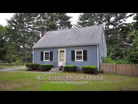 467 Laws Brook Road, Concord, MA House for Sale