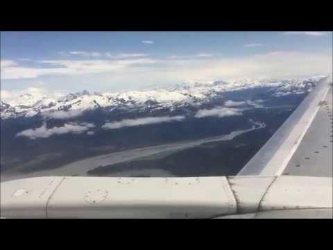 Ketchikan, AK to Anchorage, AK Milk Run on Alaska Airlines