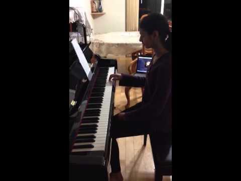 Ananya piano - spirit of Kashmir