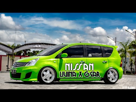 Modifikasi Mobil Nissan LIVINA X GEAR CEPER Mampus