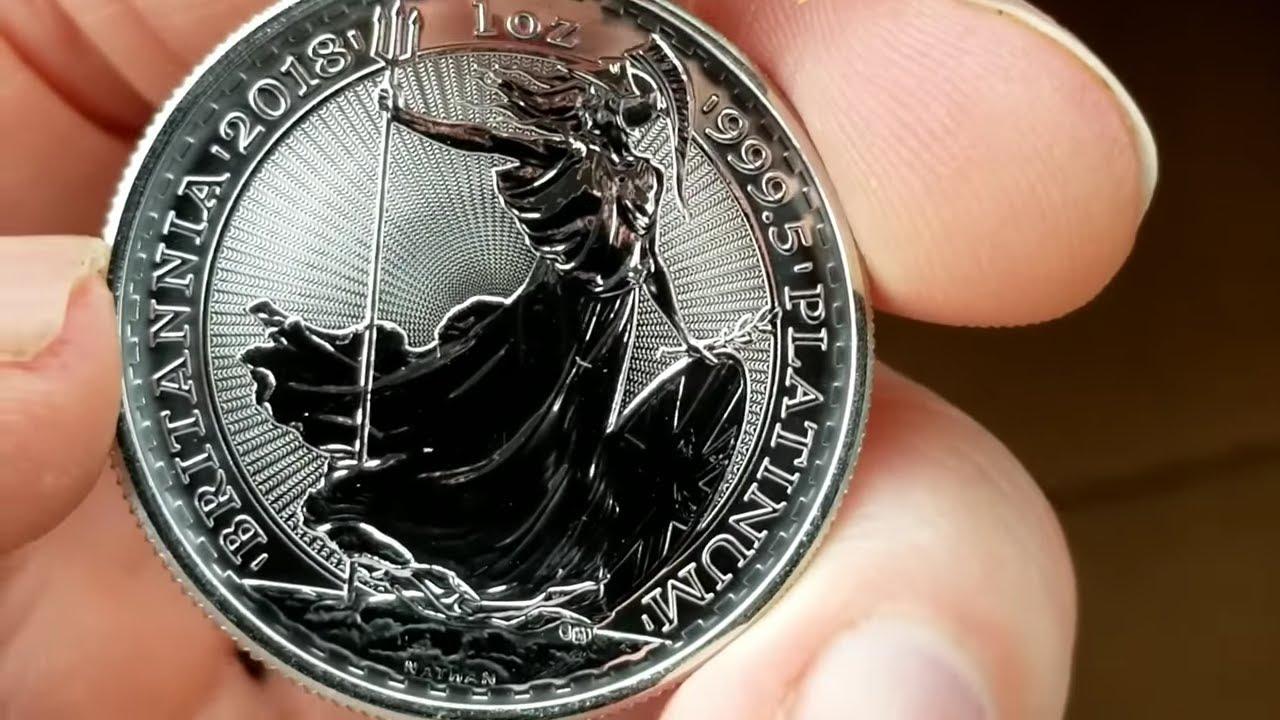 platinum britannia coins