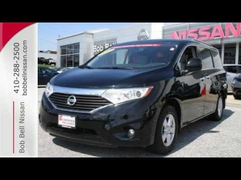 2013 Nissan Quest Baltimore MD Dundalk MD Z SOLD