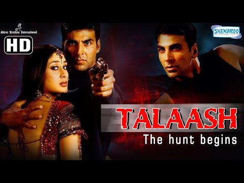 Talaash - The Hunt Begins {HD} - Akshay...