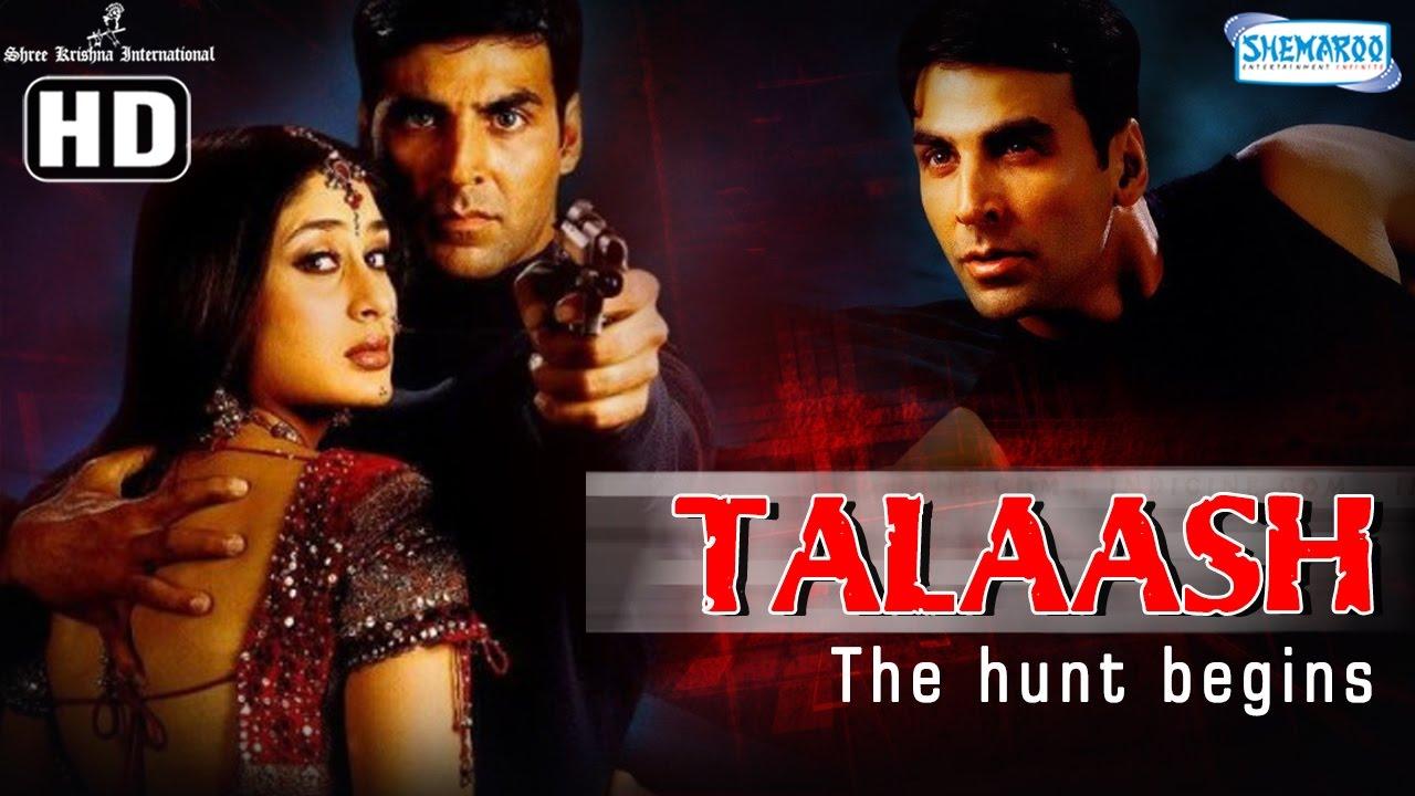 Talaash movie, search