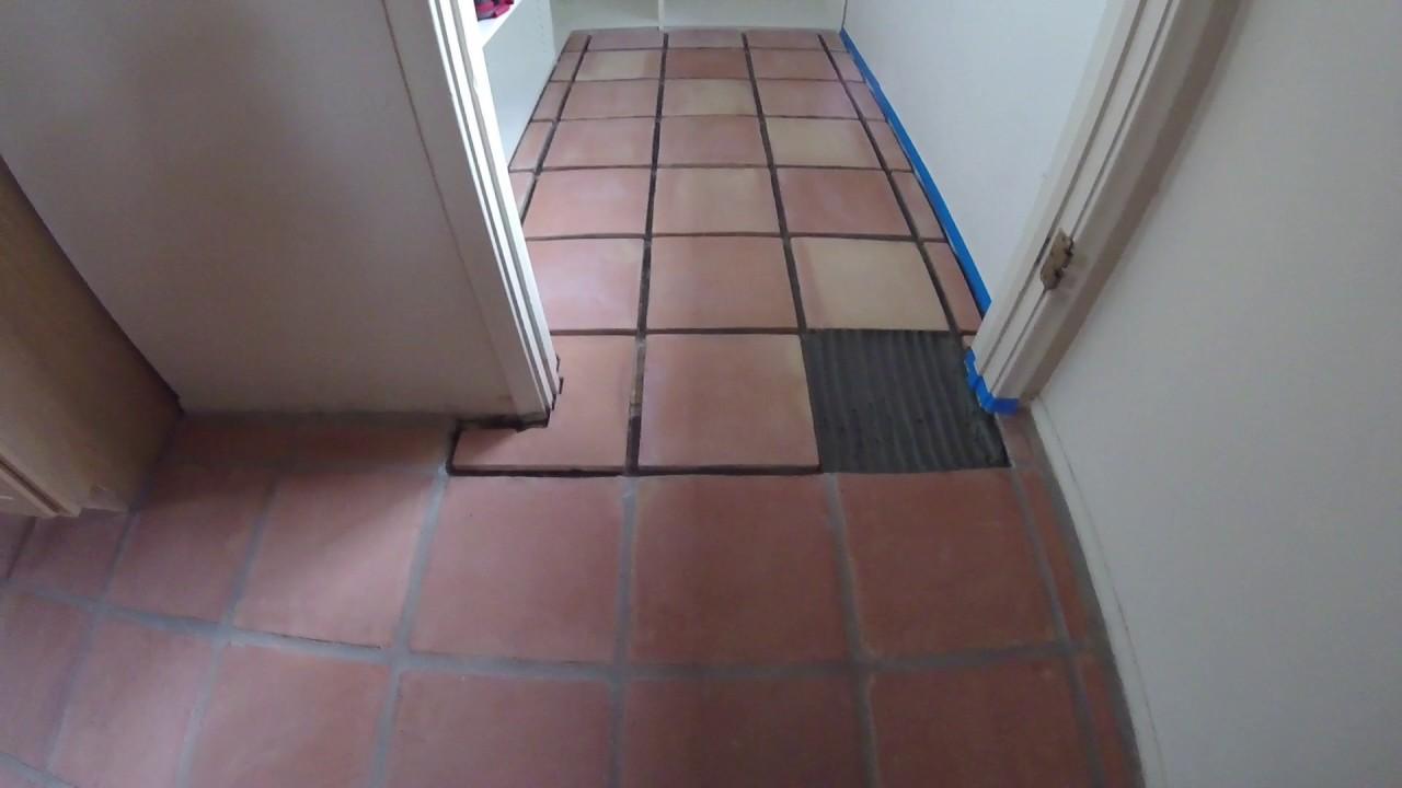 saltillo tile part 4 tile installation tutorial hd
