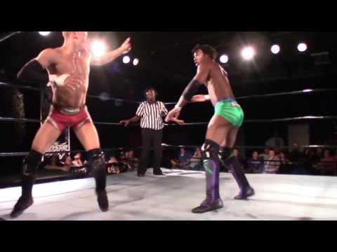 Shane Strickland vs Myron Reed MV (Rockstar Pro)
