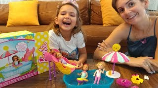 Video Barbie chelsea havuz keyfi , eğlenceli çocuk videosu download MP3, 3GP, MP4, WEBM, AVI, FLV November 2017