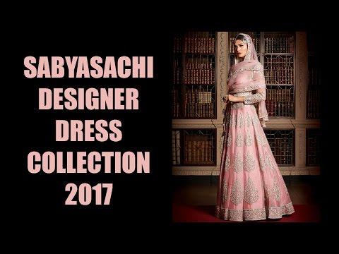 Latest Sabyasachi Designer Dress Collections