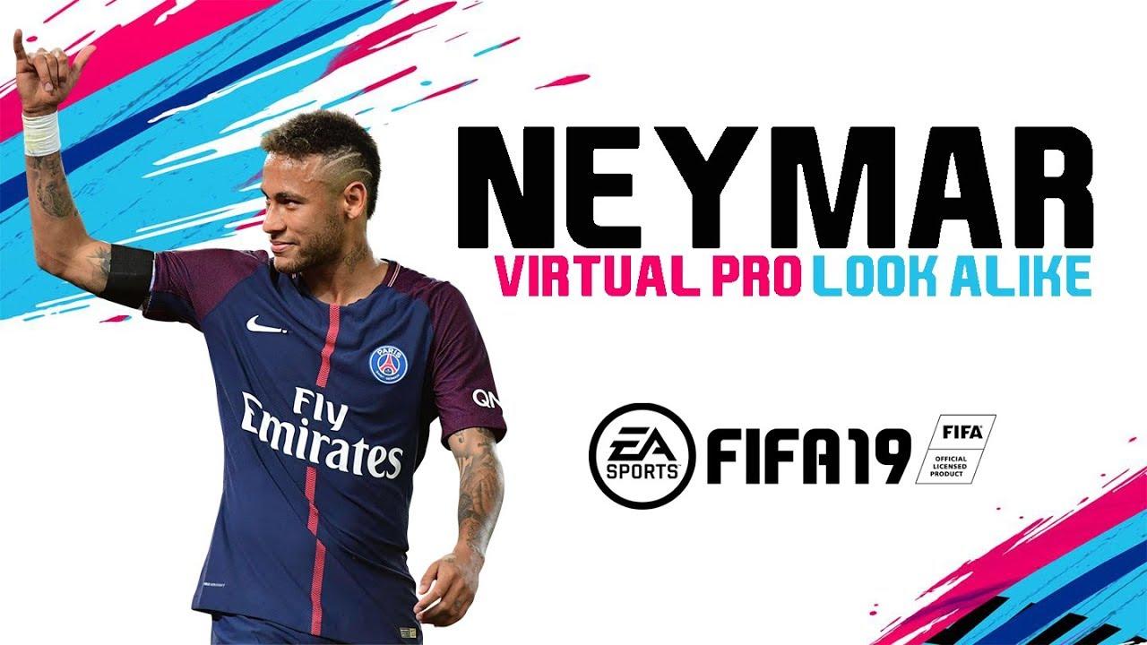Neymar Look Alike