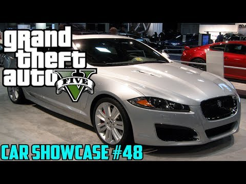 GTA V: Lampadati Felon (Jaguar XFR) | Car Showcase #48