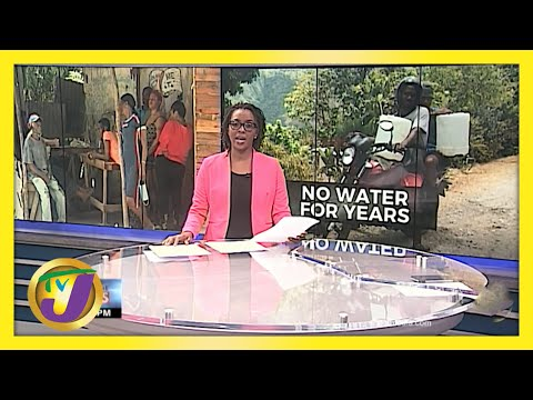 Rural Community in Jamaica Crying out for Water   TVJ News