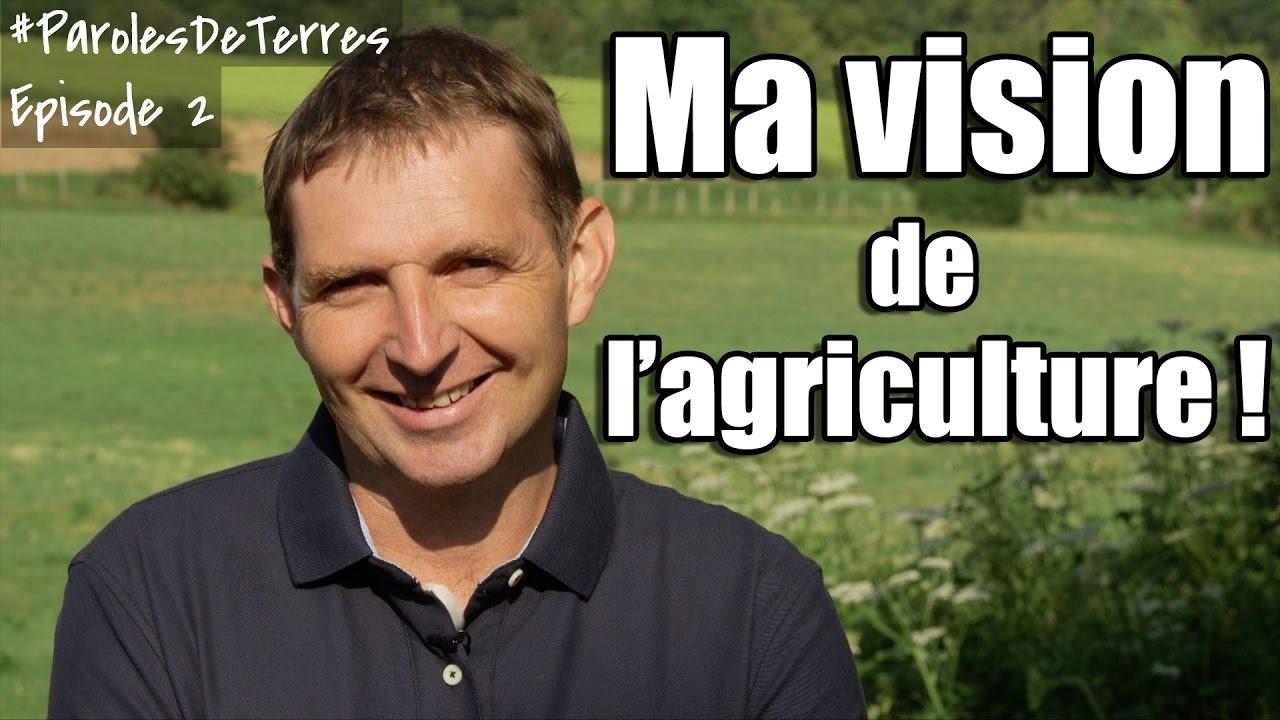 L'histoire de Fabrice producteur de Pois