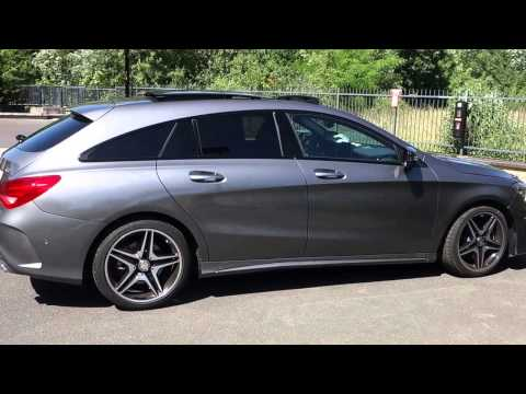 mercedes cla shooting brake 2015 youtube. Black Bedroom Furniture Sets. Home Design Ideas
