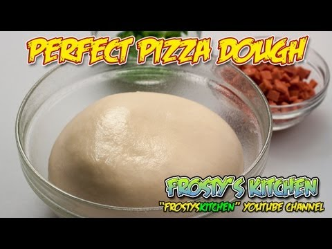 Perfect Pizza Dough Recipe - The ONLY recipe you'll ever need