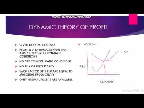 PROFIT PART 1  MICRO ECONOMICS