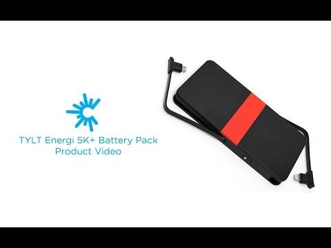 TYLT Energi 5K+ Battery Pack - Smart Electronics - C Spire