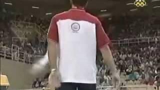 2004 Olympics - Team Final - Part 2
