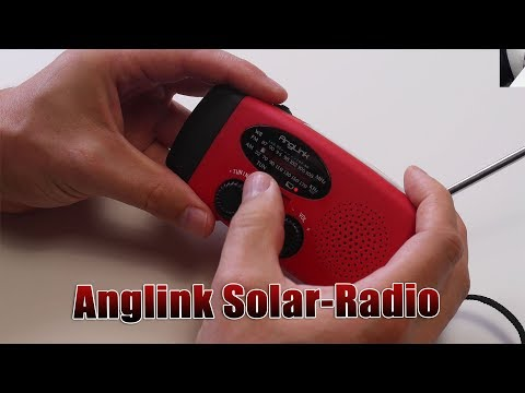Solar Radio von Anglink [Deutsch] 4K
