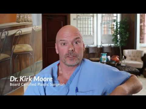 Dr. Kirk Moore's Rapid Recovery Breast Augmentation