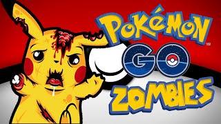 POKEMON GO ZOMBIE MAP (Call of Duty: Zombies)