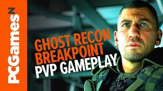 Ghost Recon Breakpoint PvP gameplay | Competitive 4v4 multiplayer footage