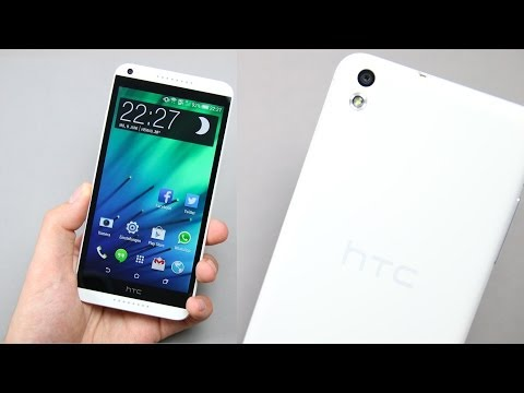 Review: HTC Desire 816 (Deutsch) | SwagTab