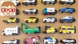 はたらくくるま 子供向けおもちゃ VooV ブーブー 変身 Cars Transform