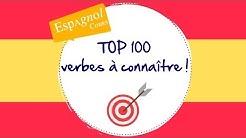 Top 100 verbes espagnol
