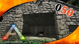 ARK Survival Evolved #050 - Ein Stall für unsere Skorpione - [Gameplay Deutsch]