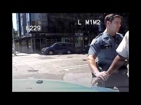 White Supremacist Female Cop Caught On Tape Lying On Elderly Black Man