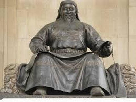 BIOGRAPHY OF GENGHIS KHAN Discovery History Life ✪ Biographi