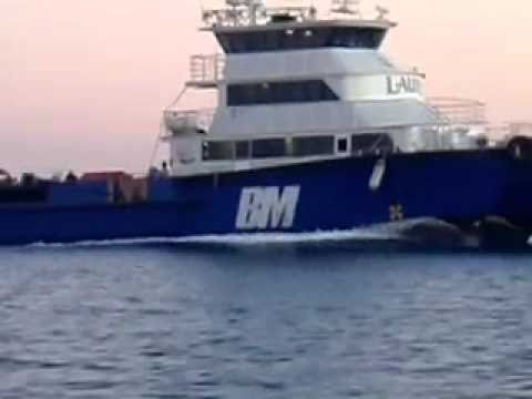 "GMD - ""Lauri J""  30m Offshore Work Cat.mp4"