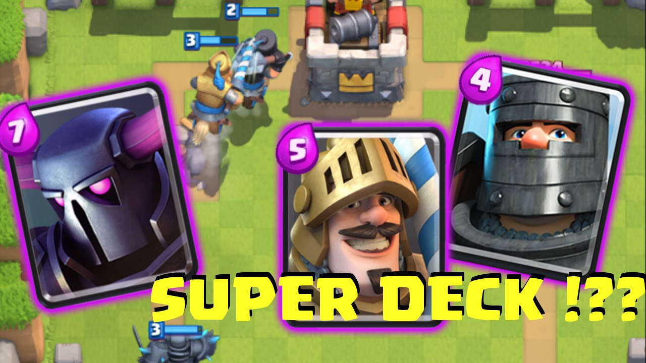 Gameplay deck ar ne 6 7 pekka double prince for Deck arene 6 miroir