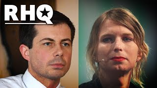 Buttigieg Goes After Chelsea Manning
