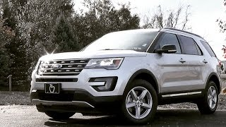 2017 Ford Explorer: Review