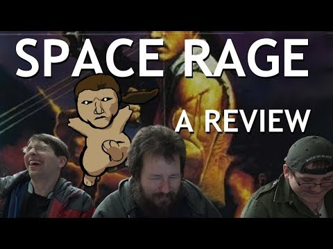 Download SPACE RAGE Review (Just About the Dumbest Thing Ever)