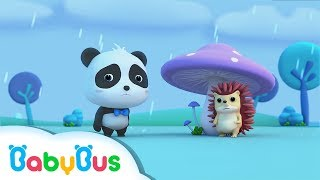 Umbrella - Rain Rain Go Away | Animation For Babies | BabyBus