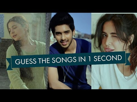 Guess the Song in 1 Second | Bollywood | Ready For the Challenge