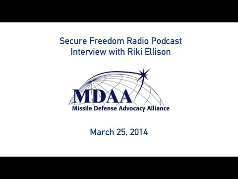 Secure Freedom Radio Podcast Interview with Riki Ellison