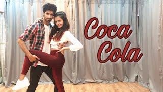 COCA COLA Song | Luka Chuppi | Dance | Neha Kakkar, Tony Kakkar | Dhruvi Shah