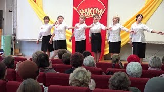 В Верхней Салде прошёл фестиваль ветеранов ВСМПО «Не расстанусь с комсомолом»