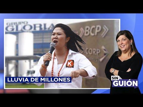 Lluvia de millones -  Sin Guion con Rosa Mara Palacios