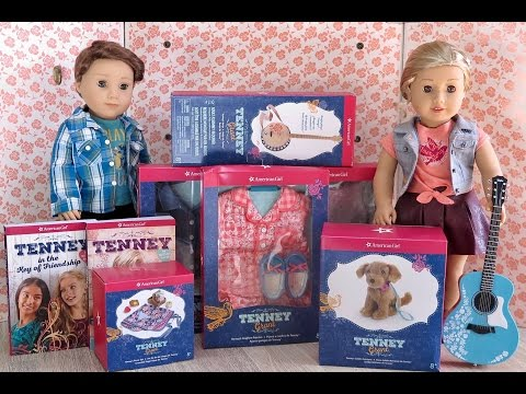 American Girl Doll Tenney and Logan ~ NEW RELEASE!