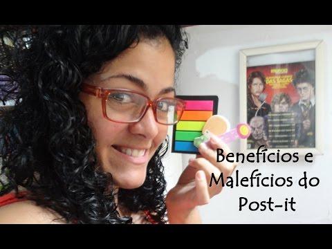 [Bibliotecando] Benefícios e malefícios do post-it