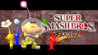 Super Smash Bros Brawl - Pikmin-Ai no Uta - (HD)