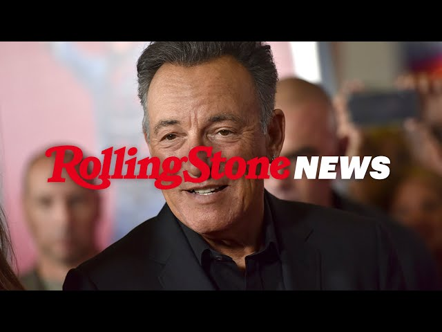 Bruce Springsteen DWI, Reckless Driving Charges Dismissed at Hearing | RS News 2/25/21
