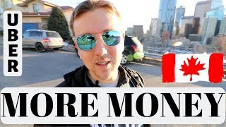 Driving for UBER in 2019 | Toronto, Calgary, Montreal  | Canada