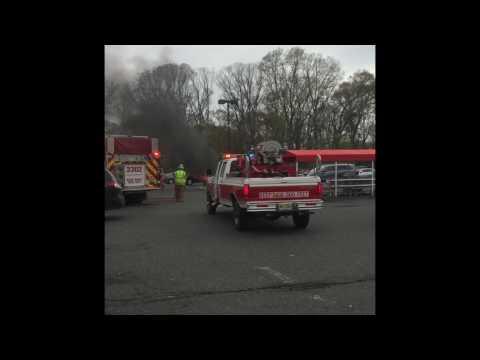Shoprite Bridgeton Parking Lot Car Fire Hd - YT